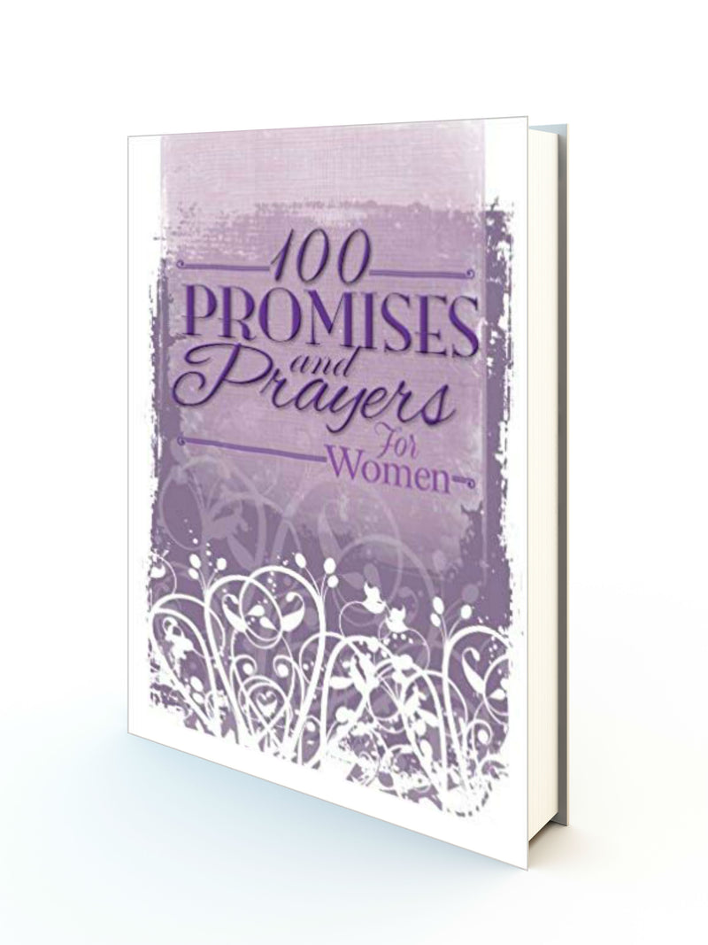 100 Promises And Prayers For Women - Redemption Store