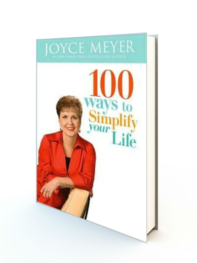 100 Ways To Simplify Your Life (HB) - Redemption Store