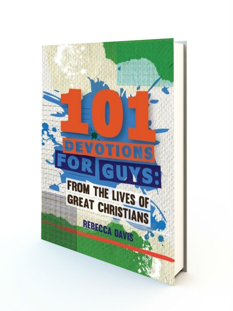 101 Devotions For Guys - Redemption Store