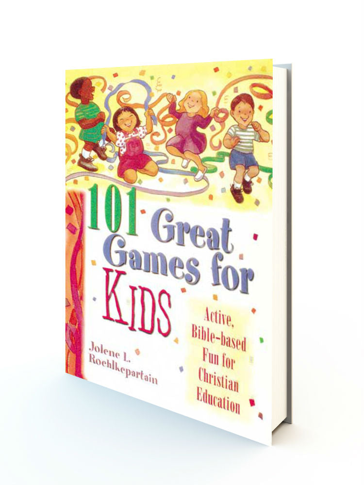 101 Great Games For Kids - Redemption Store