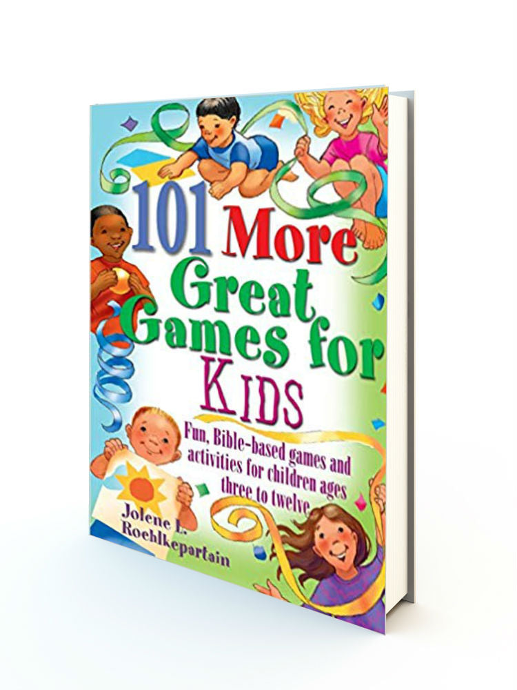 101 More Great Games For Kids - Redemption Store