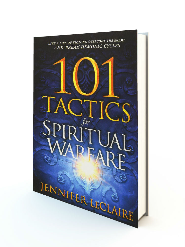 101 Tactics for Spiritual Warfare - Redemption Store