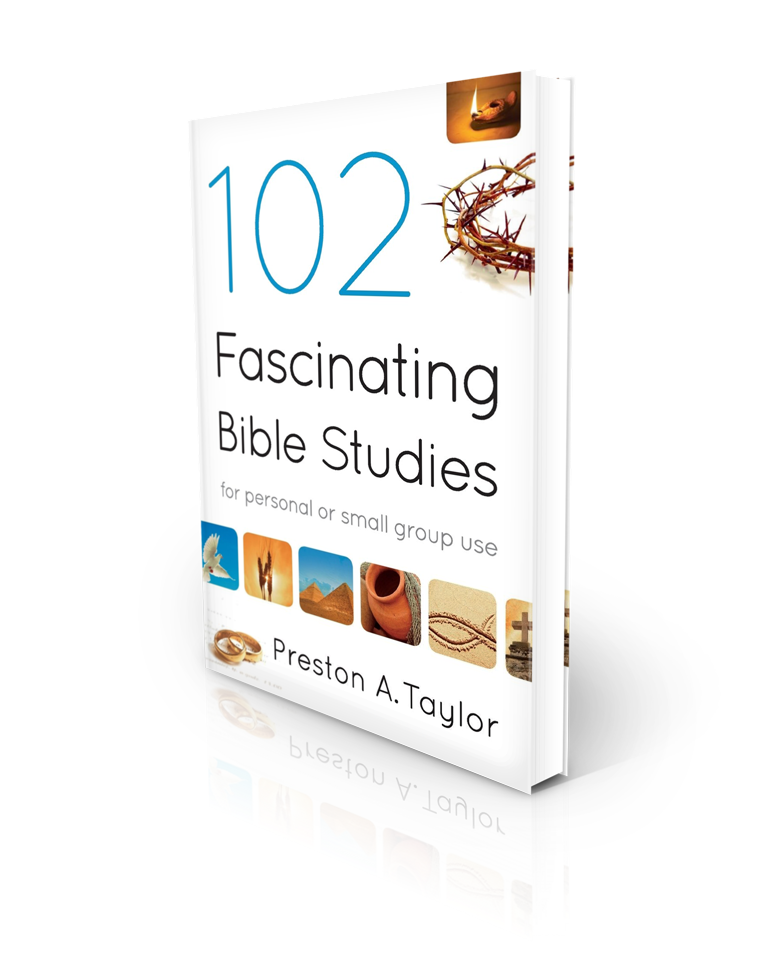 102 Fascinating Bible Studies - Redemption Store