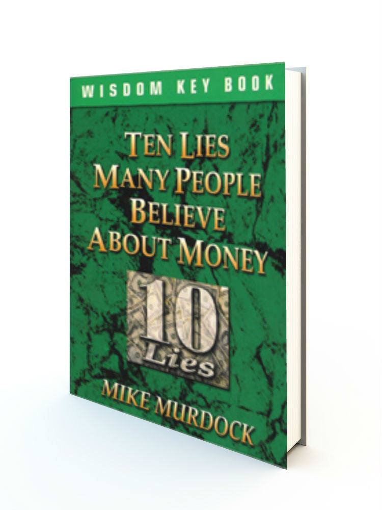 10 Lies Many People Believe About Money - Redemption Store
