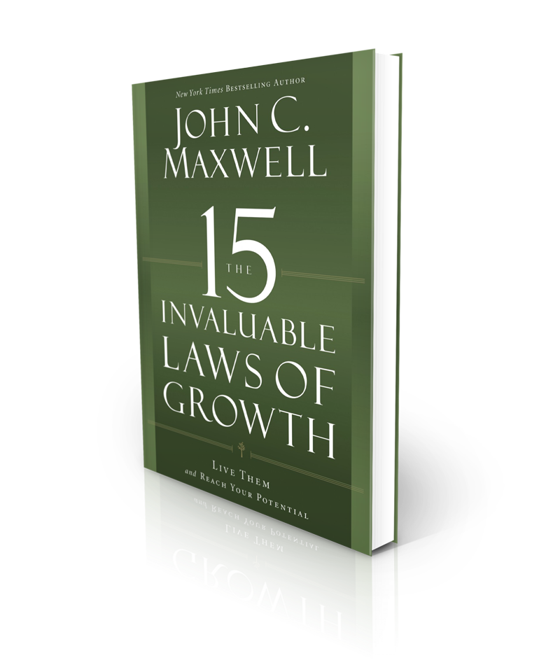 15 Invaluable Laws Of Growth: CD - Audio Book - Redemption Store