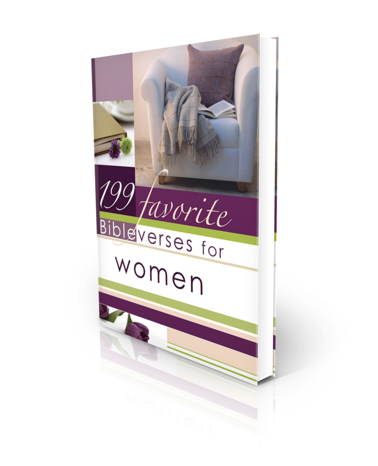 199 Favorite Bible Verses For Women - Redemption Store