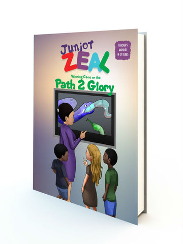 JUNIOR ZEAL 9-12 Years (Teacher's Manual)