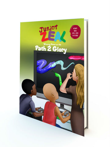 JUNIOR ZEAL 9-12 Years (Activity Book)