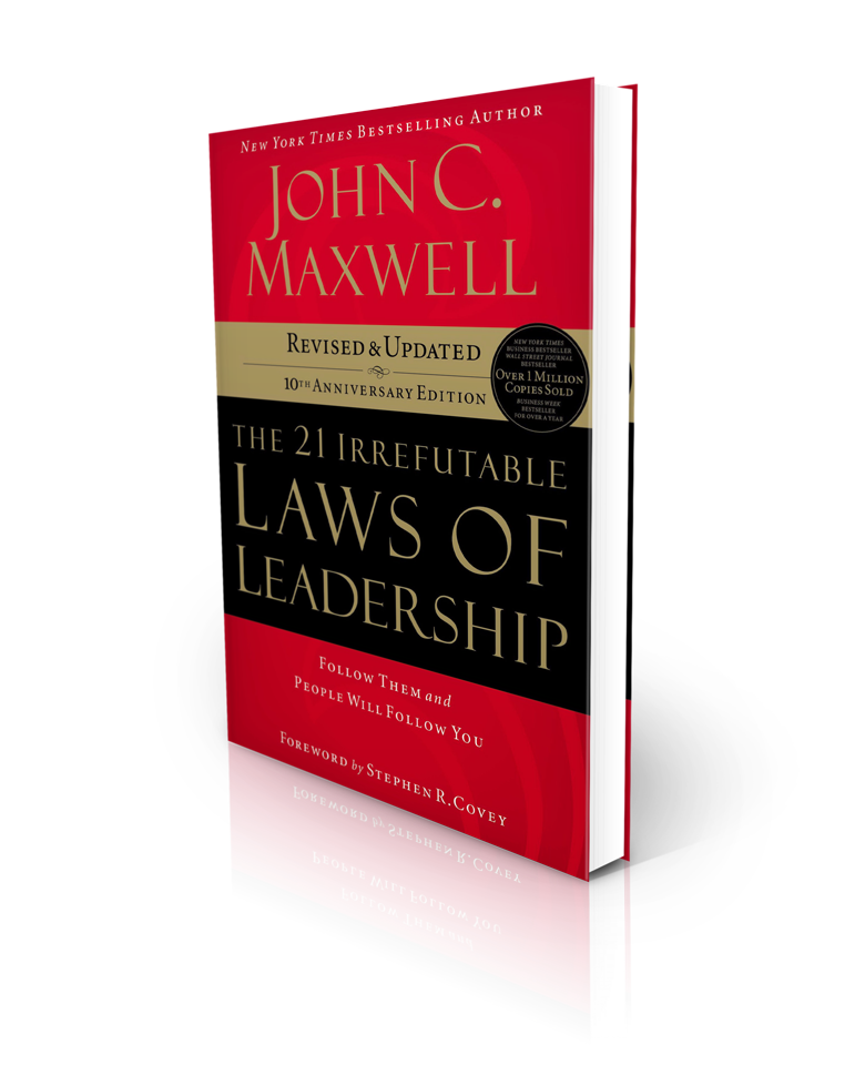 The 21 Irrefutable Laws Of Leadership - Redemption Store