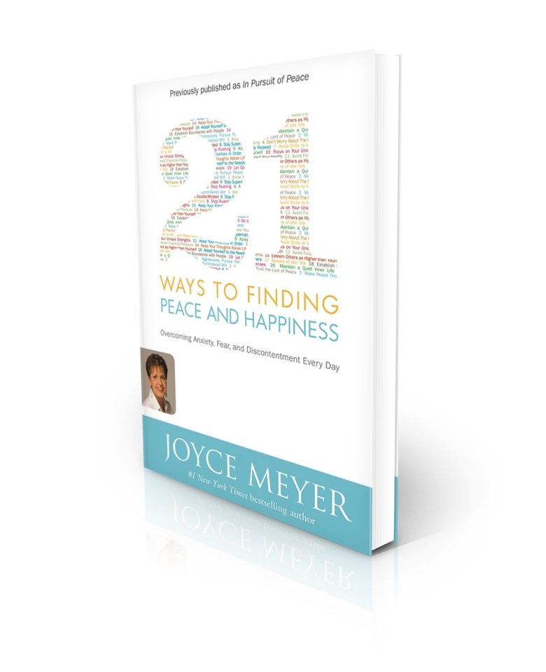 21 Ways To Finding Peace And Happiness - Redemption Store