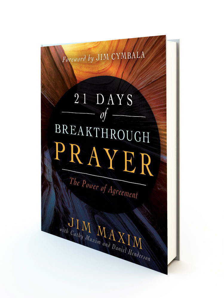 21 Days of Breakthrough Prayers - Redemption Store