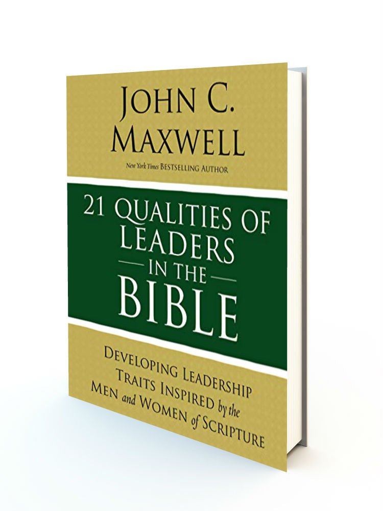 21 Qualities of Leaders in the Bible - Redemption Store