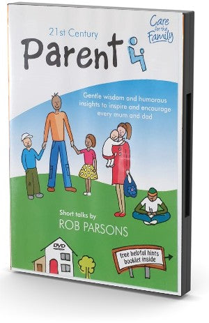 21st Century Parent - Care for the Family DVD