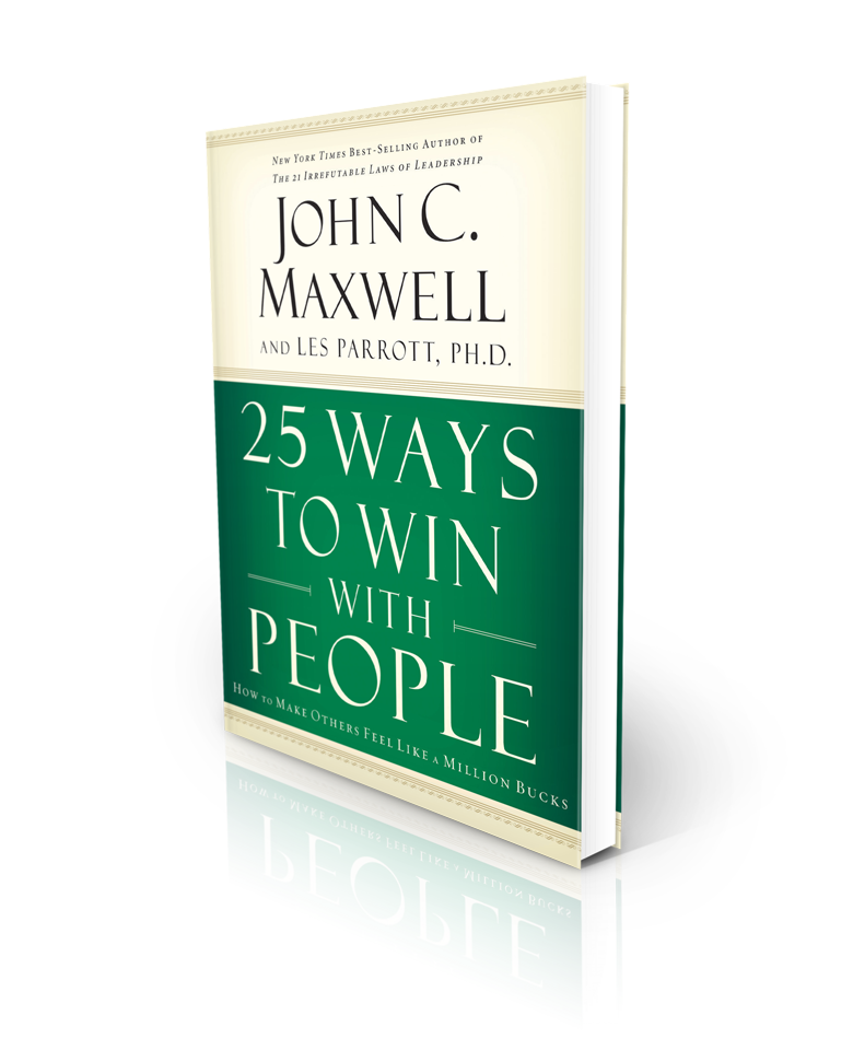 25 Ways To Win With People - Redemption Store