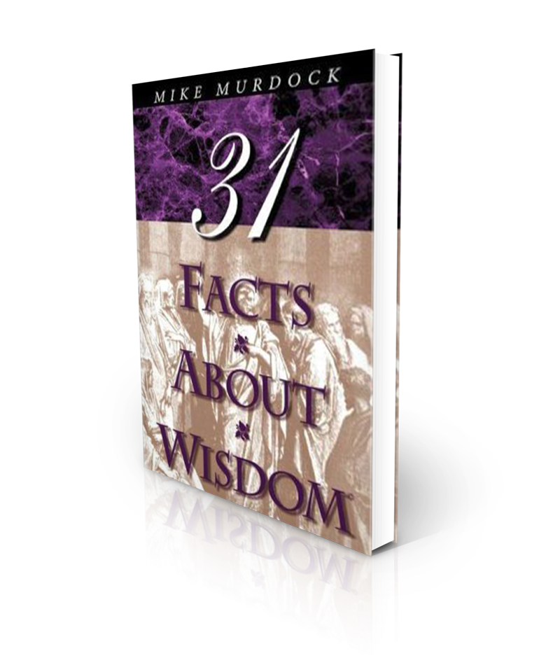31 Facts About Wisdom - Redemption Store