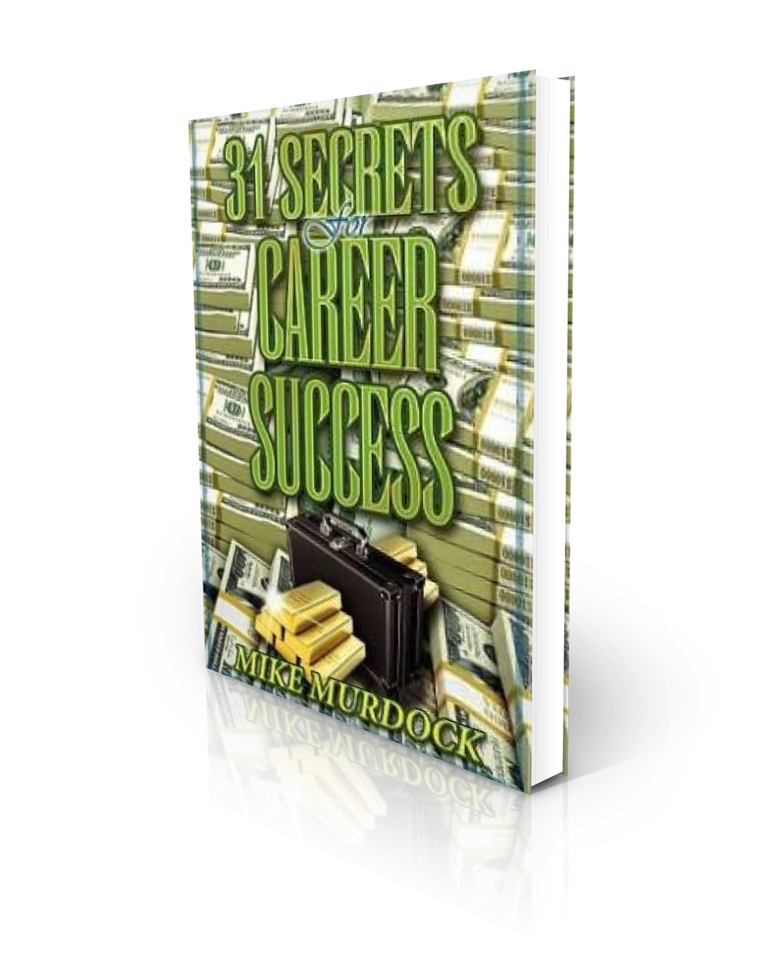 31 Secrets For Career Success - Redemption Store