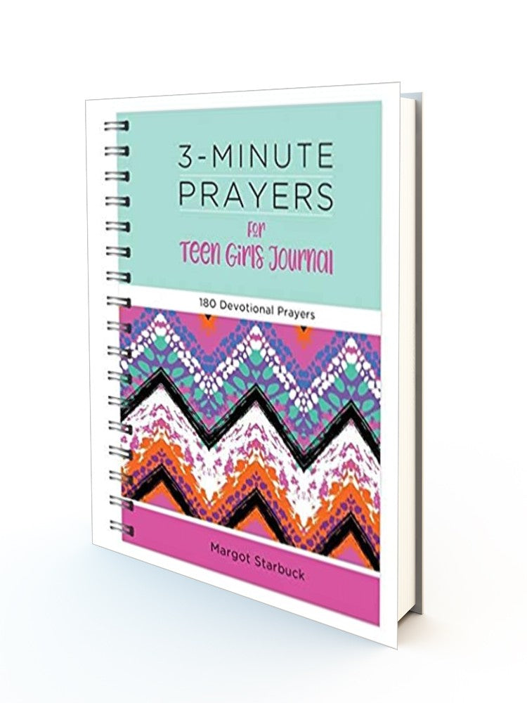 3-Minute Prayers for Teen Girls