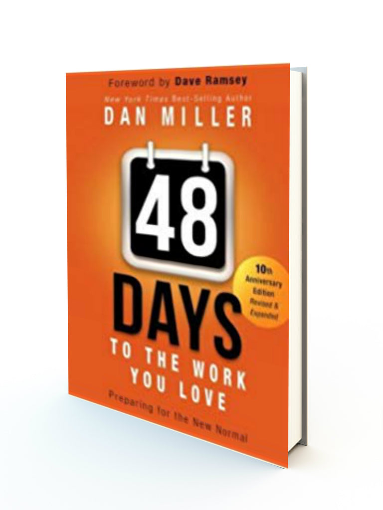 48 Days To The Work You Love - Redemption Store
