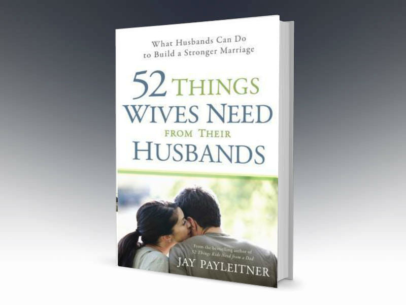 52 Things Wives Need From Their Husbands - Redemption Store