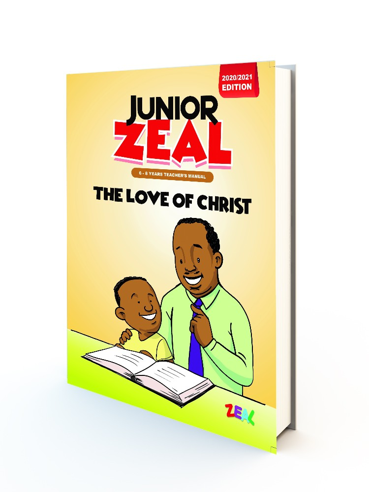 JUNIOR ZEAL 6-8 Years (Teacher's Manual 2020-2021 Edition)