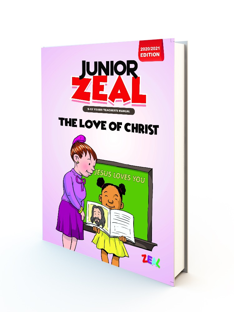 JUNIOR ZEAL 9-12 Years (Teacher's Manual 2020-2021 Edition)