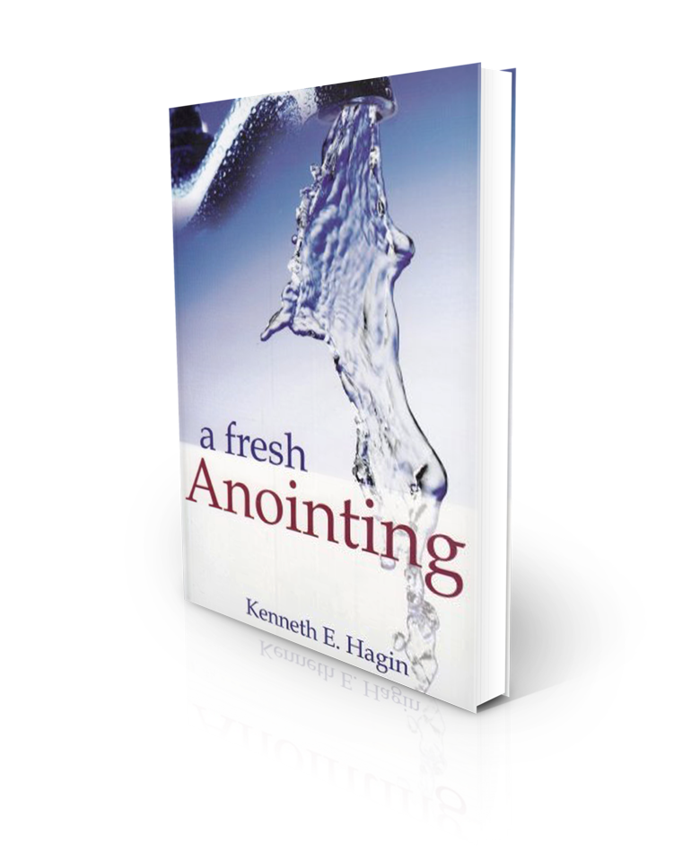 A Fresh Anointing - Redemption Store