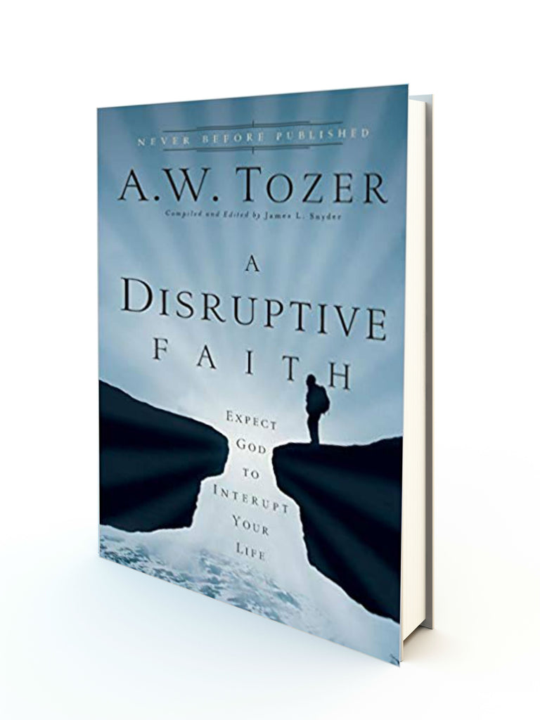 A Disruptive Faith - Redemption Store
