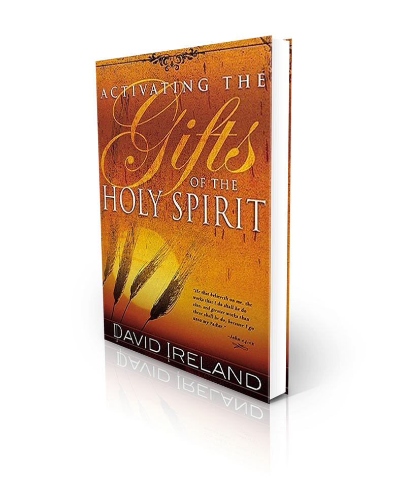 Activating The Gifts Of The Holy Spirit - Redemption Store
