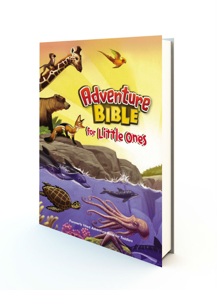 Adventure Bible for Little Ones - Redemption Store