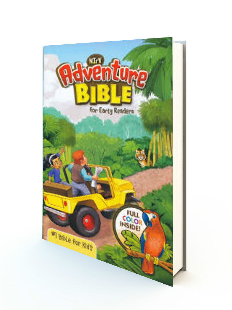 Adventure Bible for Early Readers - 3D Cover - Redemption Store