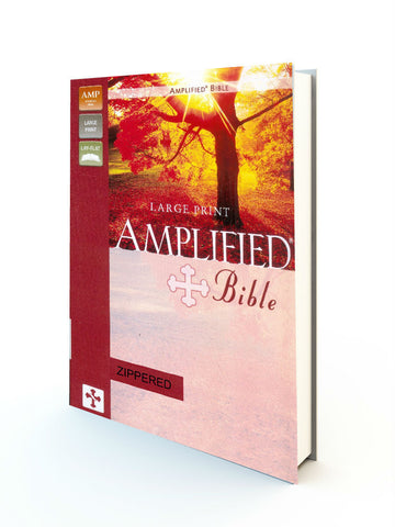 Amplified Bible - Large Print
