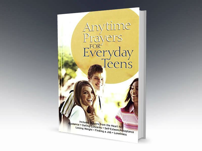 Anytime Prayers For Everyday Teens - Redemption Store