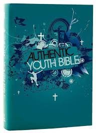 Authentic Youth Bible Teal