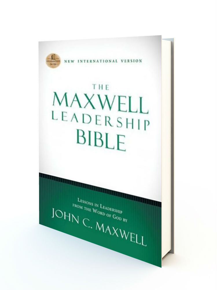 Maxwell Leadership Bible - Redemption Store