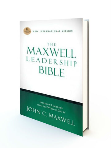 Maxwell Leathership Bible