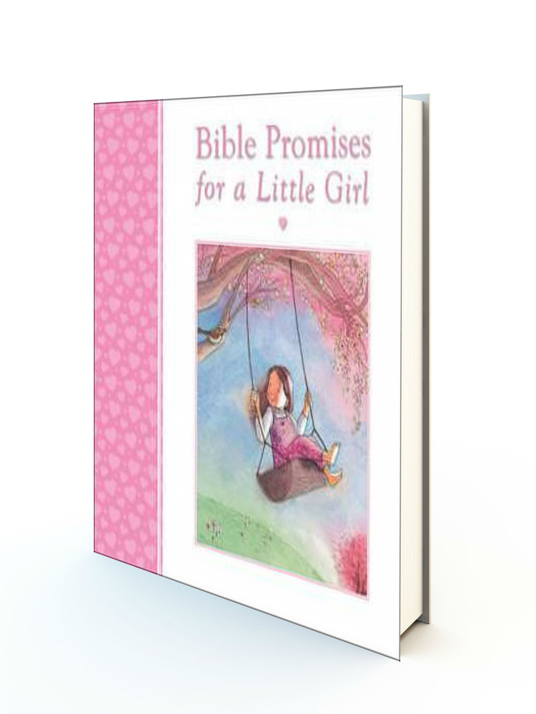 BIBLE PROMISES FOR A LITTLE GIRL - Redemption Store