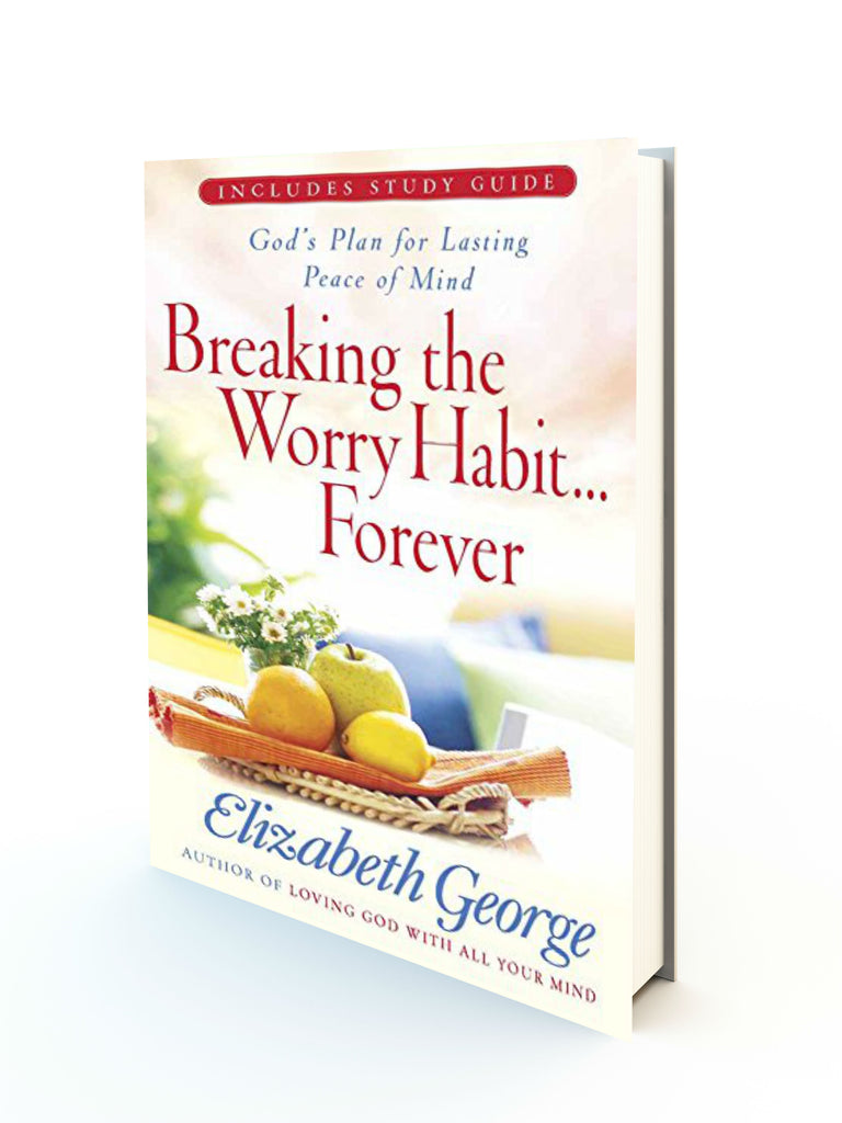 Breaking The Worry Habit Forever - Redemption Store
