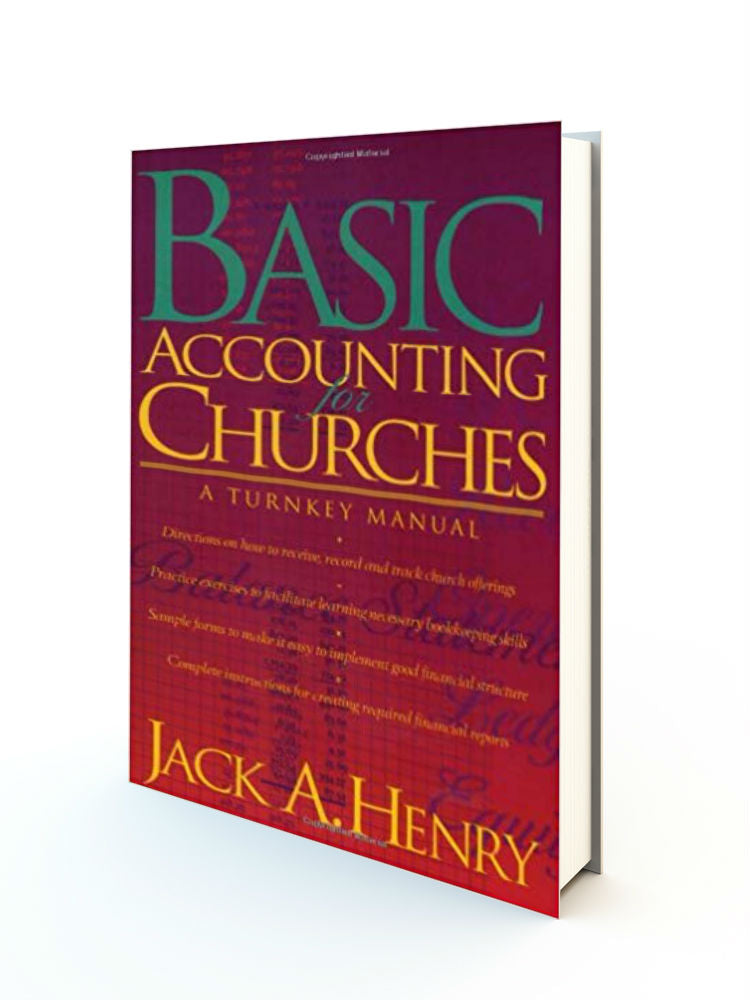 Basic Accounting for Churches: A Turnkey Manual - Redemption Store