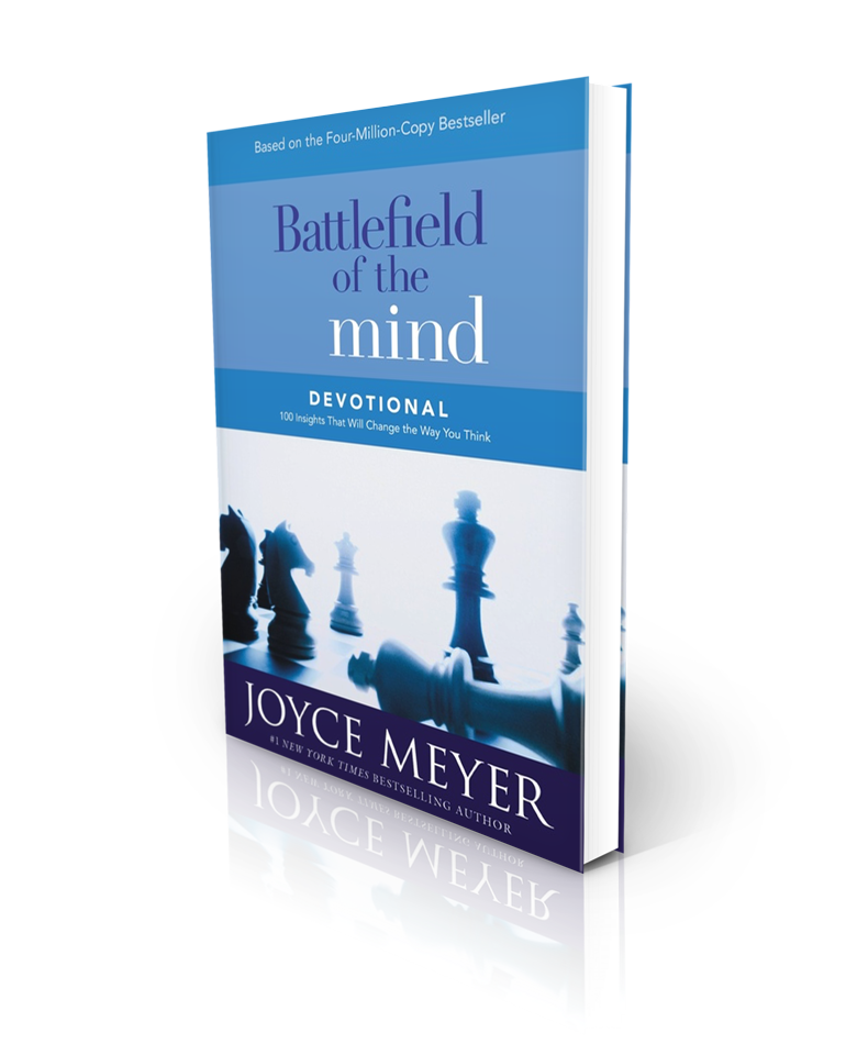 Battle Field Of The Mind Devotional-HB - Redemption Store