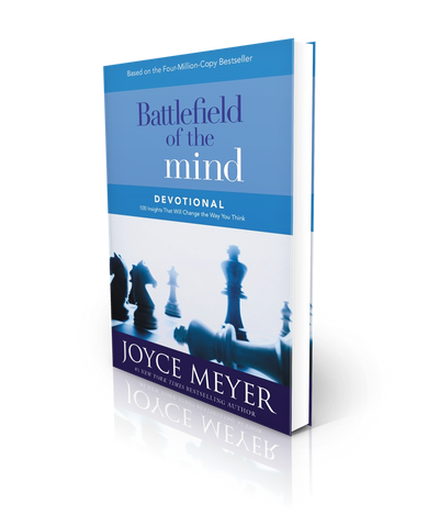 Battle Field Of The Mind Devotional-HB