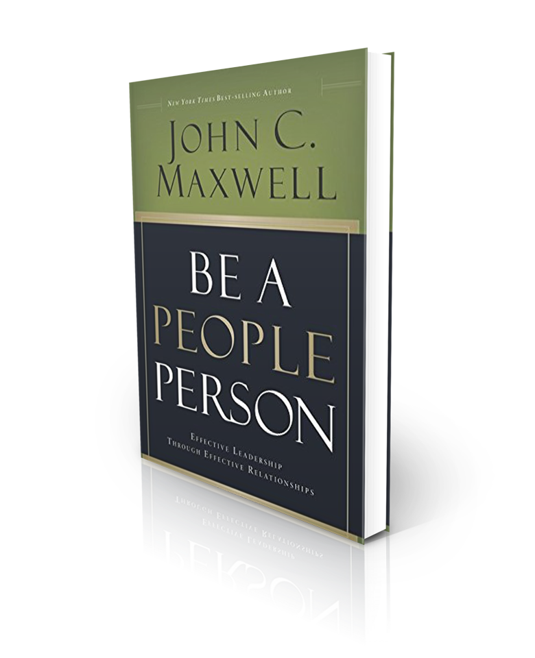 Be A People Person - Redemption Store
