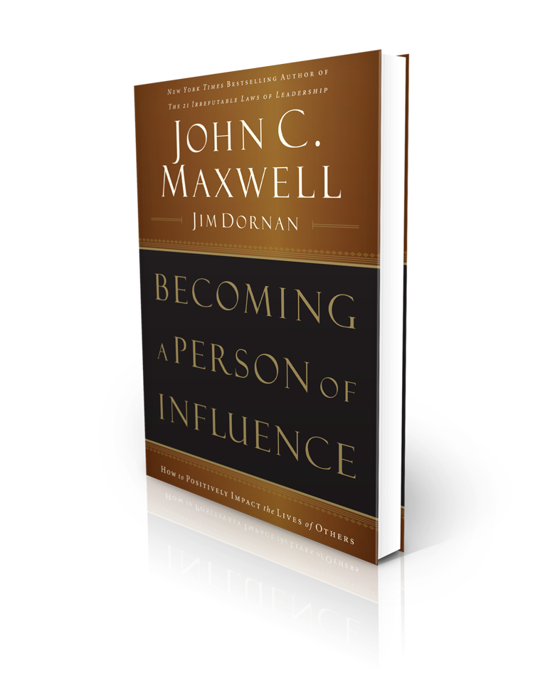 Becoming A Person Of Influence - Redemption Store