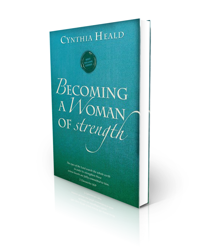 Becoming A Woman Of Strength - Redemption Store