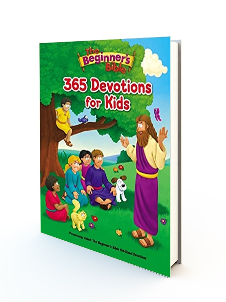 Beginner's Bible 365 Devotions for Kids