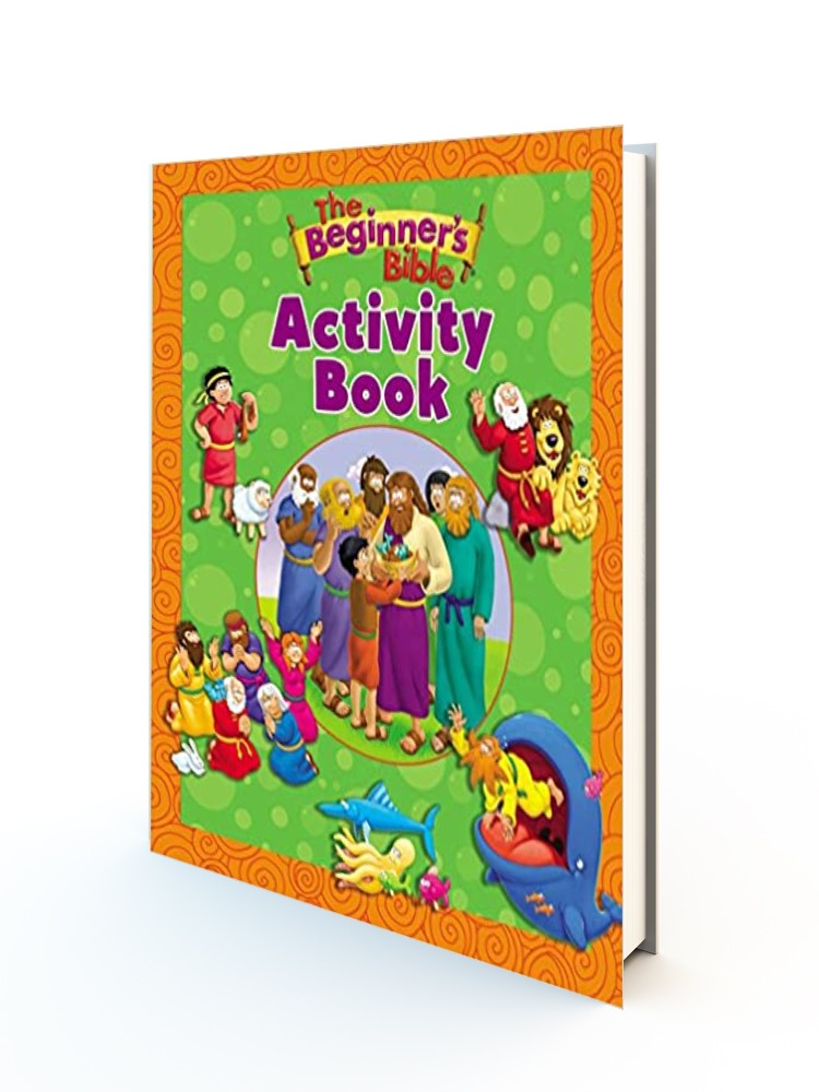 Beginners Bible Activity Book