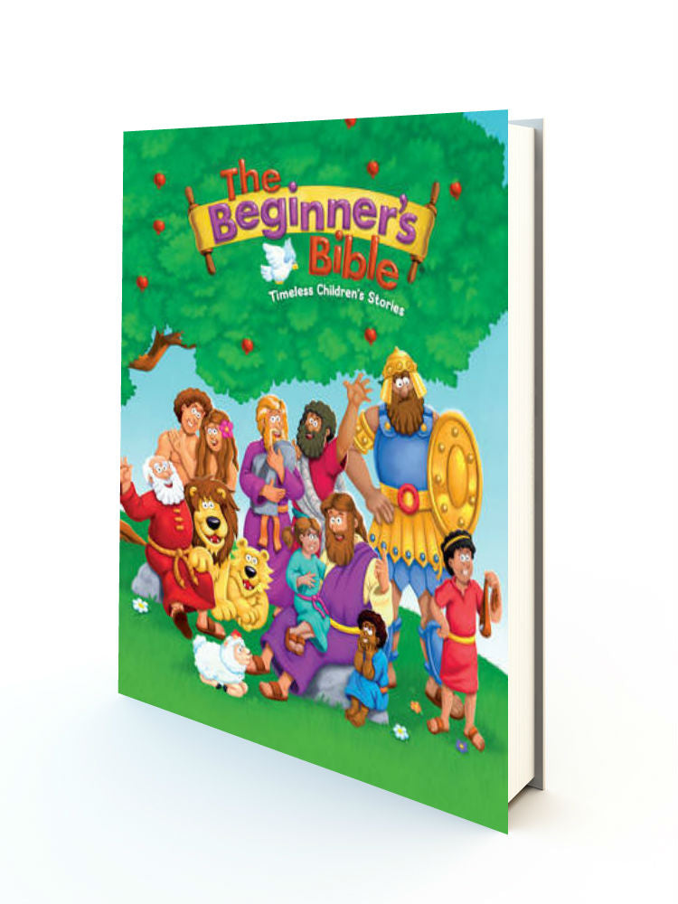 Beginners Bible - Timeless Children's Stories - Redemption Store