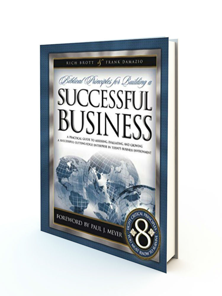 Biblical Principles for Building a Successful Business - Redemption Store