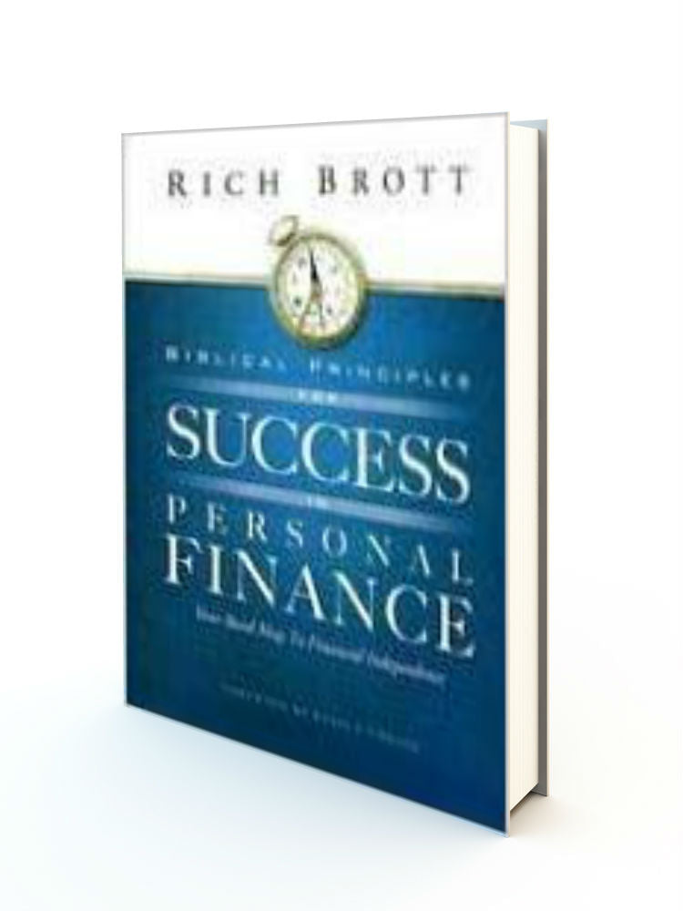 Biblical Principles for Success in Personal Finance: Your Road Map to Financial Independence - Redemption Store