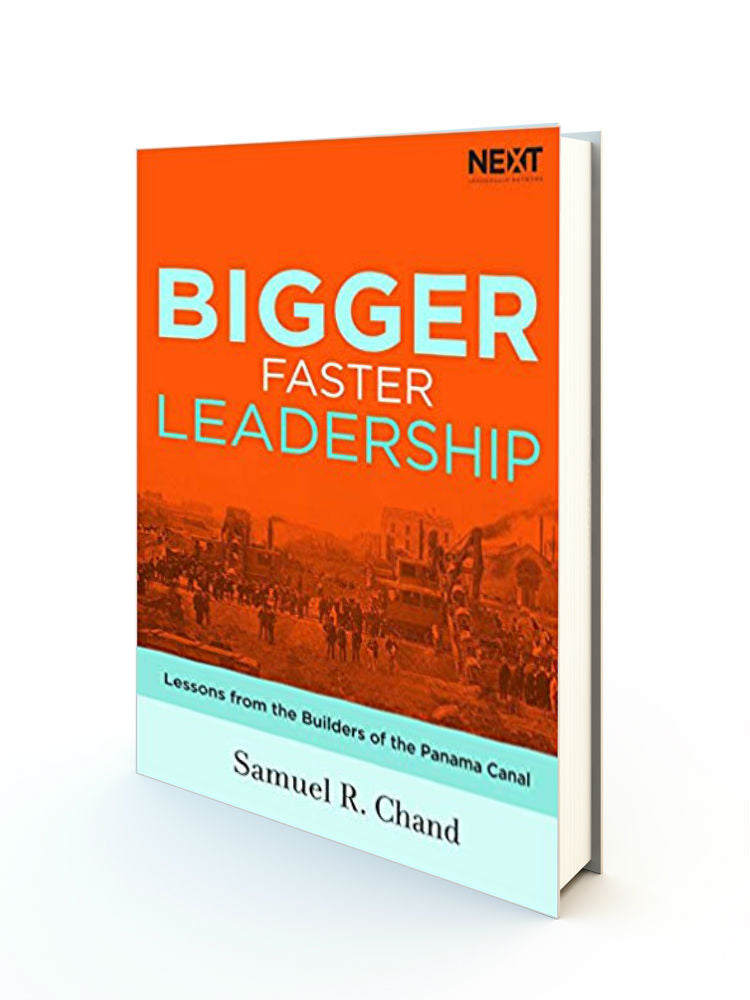 Bigger Faster Leadership - Redemption Store