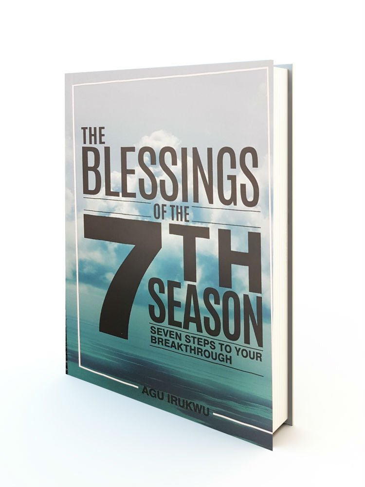 The Blessings of the Seventh Season By Pastor Agu Irukwu - Redemption Store